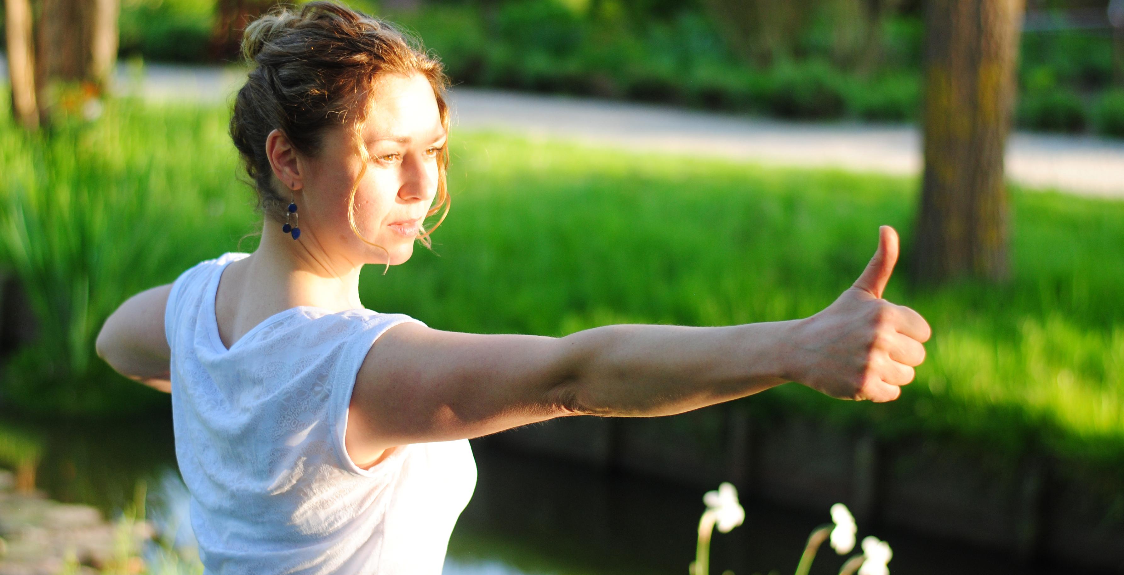 De kracht van focus en hoe het kan helpen bij zelfgenezing